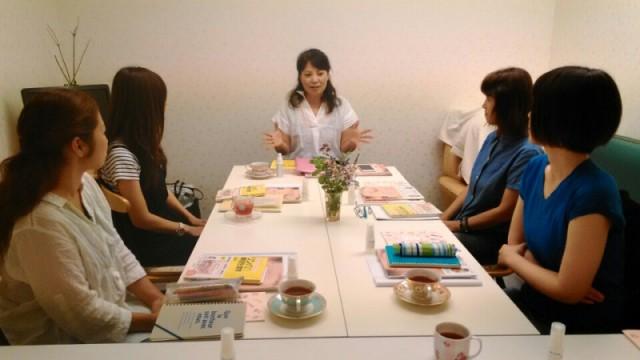 アロマプレッシャー・セルフマッサージテラピー@会津 開講式