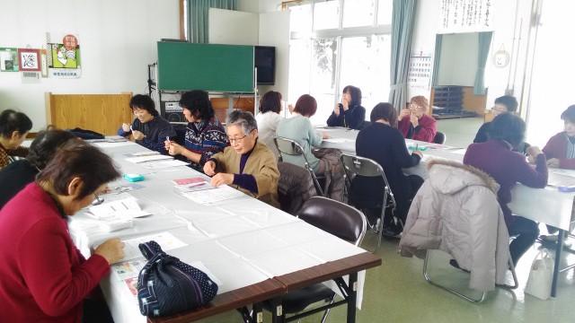 喜多方市でアロマ教室