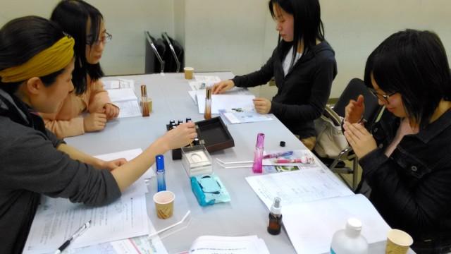 会津若松市勤労青少年ホームアロマテラピー講座