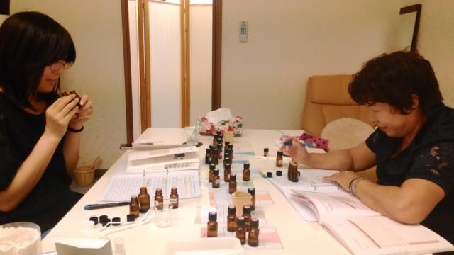 第3期アロマブレンドデザイナー養成講座