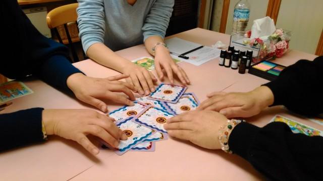 アロマ曼荼羅®・カードセッション
