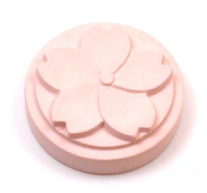 ポマンダー桜の模様