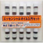 1級対応精油Bセット 10種類